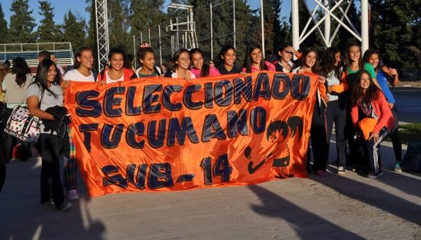 Se definió el plantel Sub-14 damas para el Regional