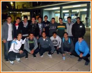 Los 16 jugadores convocados a la Segunda Concentración Nacional del Sub-21