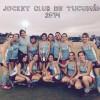 Nacional de Mami´s: Jockey Club subcampeón de plata