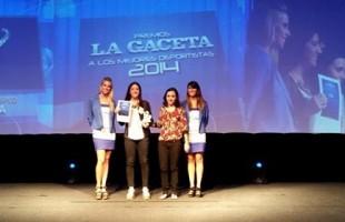 Sofía Curia: la mejor del hockey
