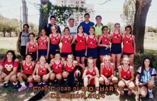 Río Cuarto: Naranjitas Campeonas