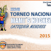 Torneo Nacional de Mamis: fixtures