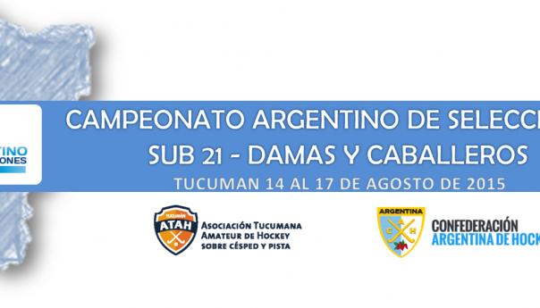 Campeonato Argentino de Selecciones SUB 21